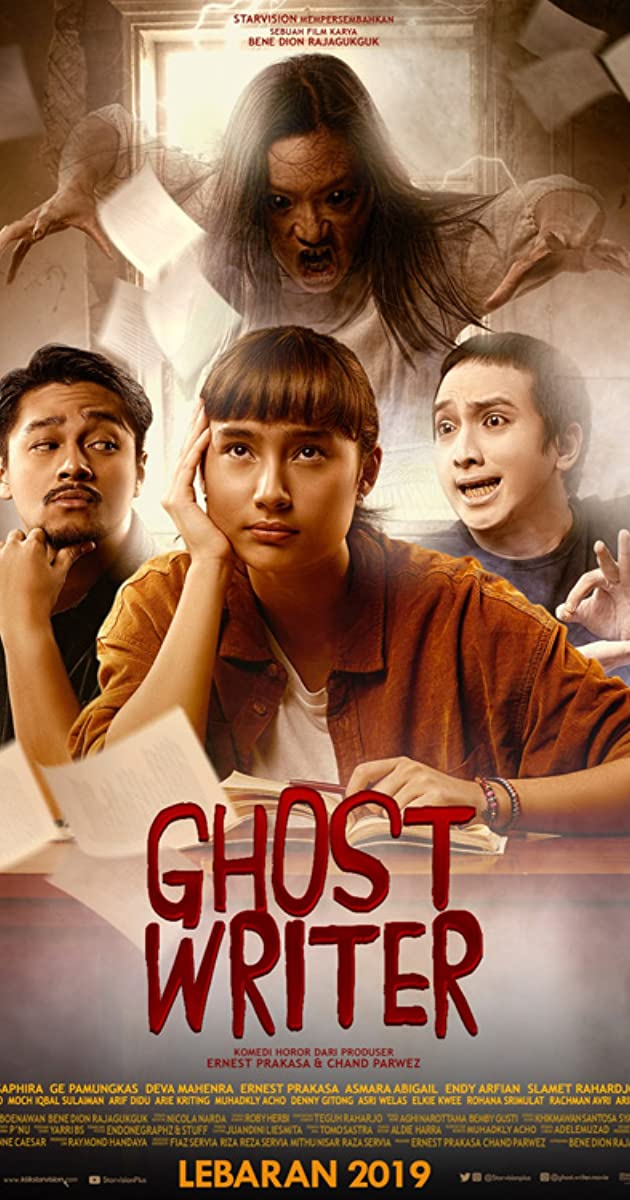Ghost writer review wiki