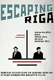 Escaping Riga Poster