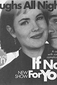 Hank Azaria and Elizabeth McGovern in If Not for You (1995)