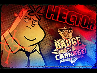 Download hindi movie Hector: Badge of Carnage