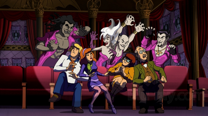 Image result for scooby doo music of the vampire