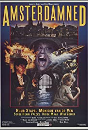 Amsterdamned(1988) Poster - Movie Forum, Cast, Reviews