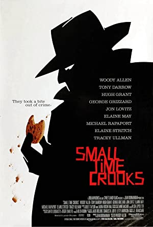 Small Time Crooks Poster Image