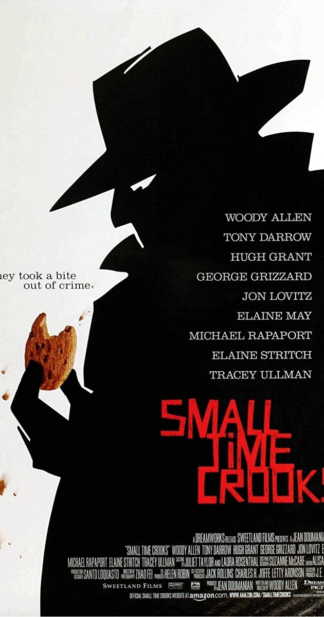 Subtitle of Small Time Crooks