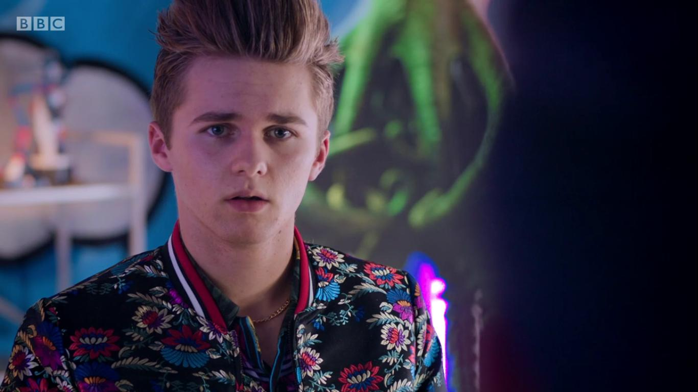 Gus Barry in Almost Never (2019)
