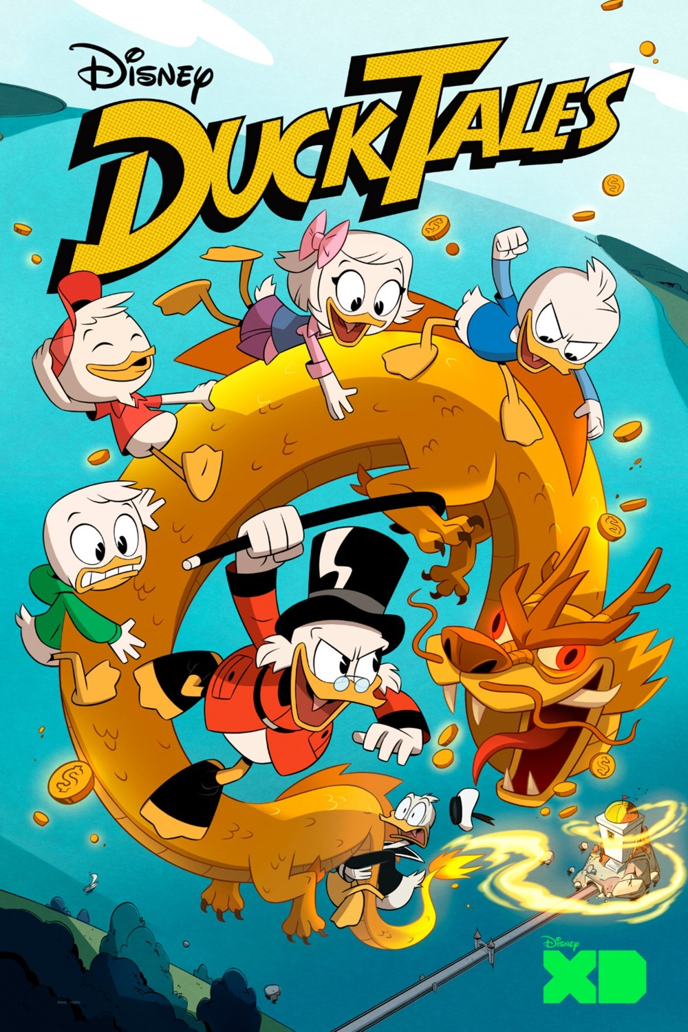 Image result for ducktales disney xd