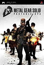 Metal Gear Solid: Portable Ops(2006) Poster - Movie Forum, Cast, Reviews