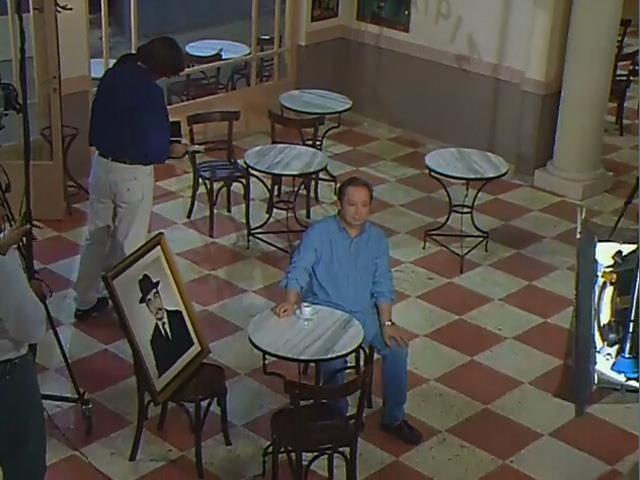 Stamatis Fasoulis in Enan elliniko (1995)
