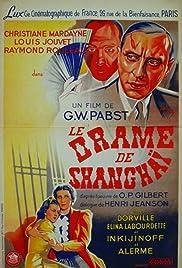 The Shanghai Drama Poster