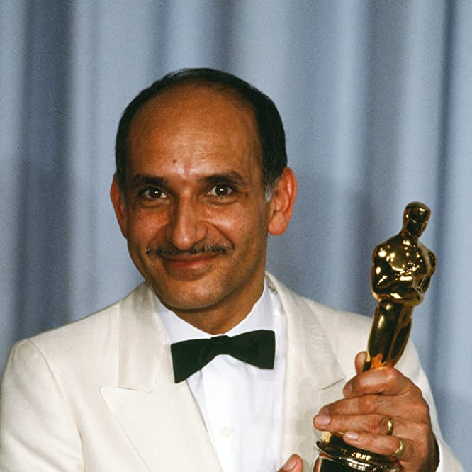 Ben Kingsley at an event for Gandhi (1982)