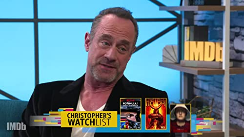 High-Speed Action and a Heart-Pounding Drama Top Christopher Meloni's Watchlist