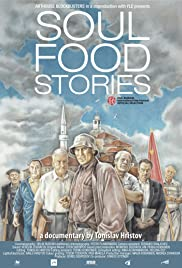 Soul Food Stories Poster