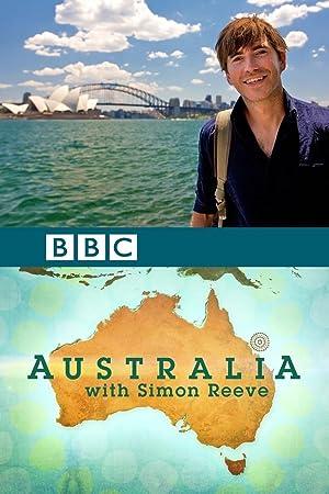 Where to stream Australia with Simon Reeve