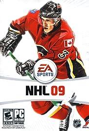 NHL 09 Poster