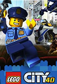 Lego City 4D: Officer in Pursuit Poster