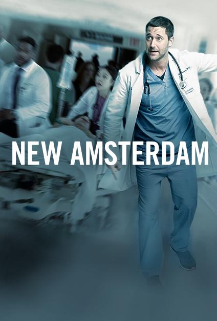 Naujasis Amsterdamas 1 sezonas