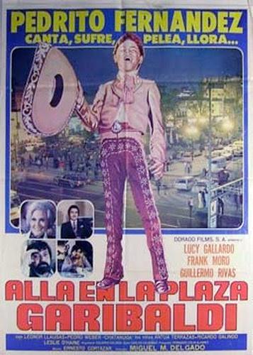 Alla en la plaza Garibaldi ((1981))