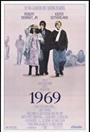 1969 (1988) Poster - Movie Forum, Cast, Reviews