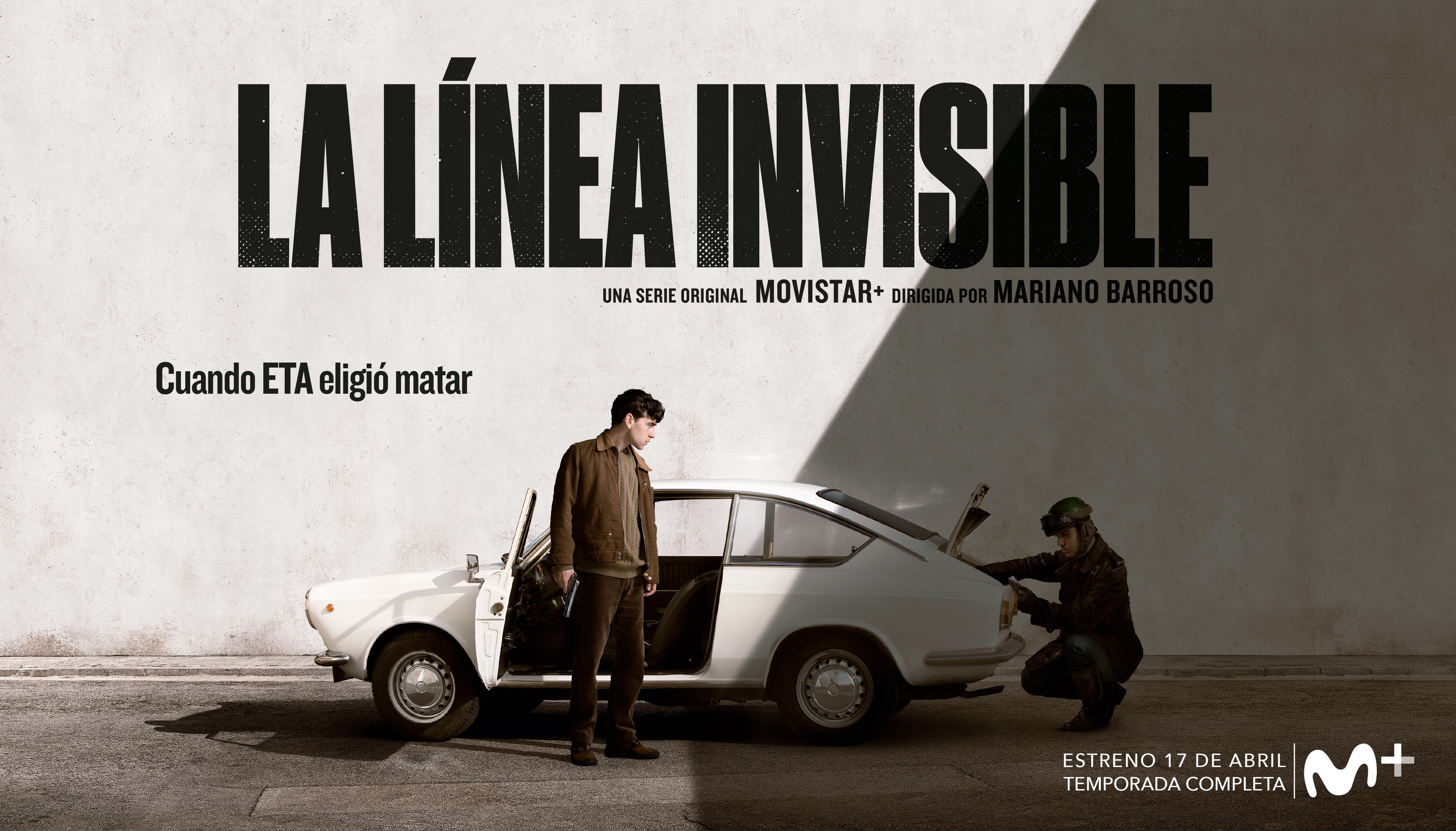 Àlex Monner in La línea invisible (2020)