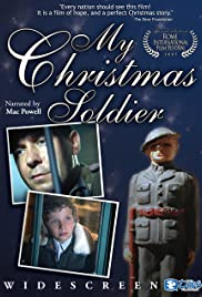 My Christmas Soldier Poster