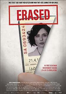 Erased (2018)