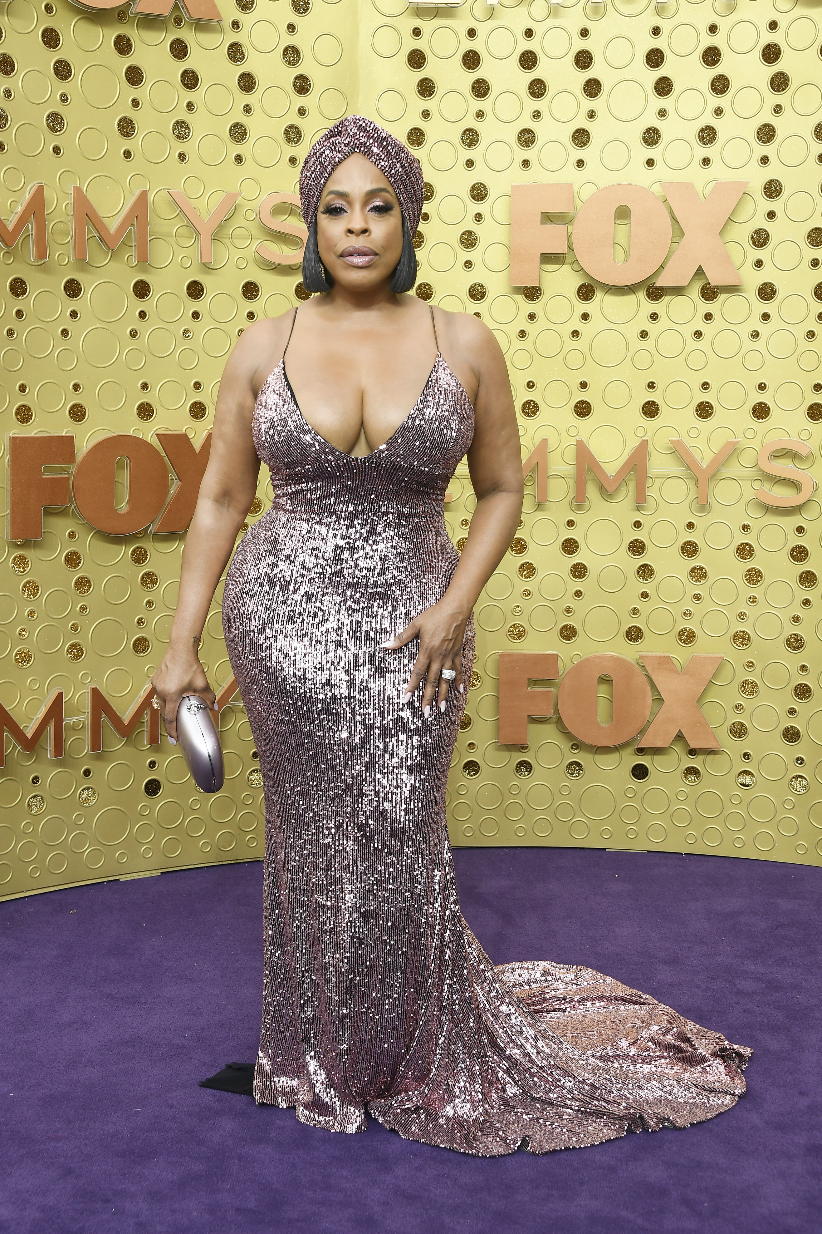 Niecy Nash at an event for The 71st Primetime Emmy Awards (2019)