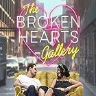 Jenn du Puy, Melanie Leishman, Genevieve Vincent, Chris Sandiford, and Celeste Bruno in The Broken Hearts Gallery (2020)