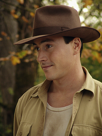 Chris Klein in The Valley of Light (2006)