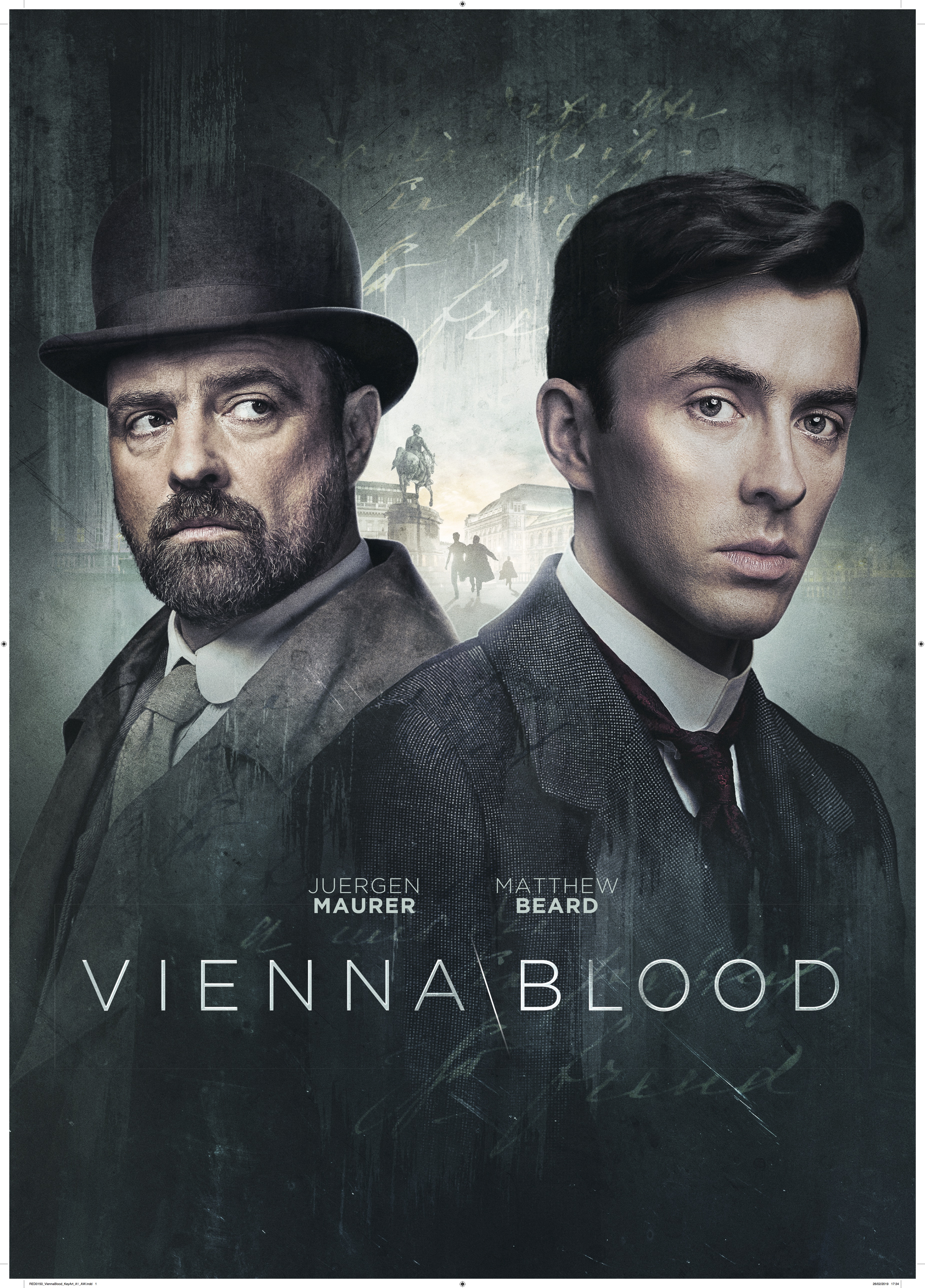 VIENOS KRAUJAS (1 Sezonas) / VIENNA BLOOD Season 1