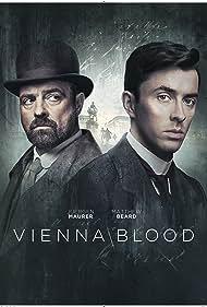 Matthew Beard and Jürgen Maurer in Vienna Blood (2019)