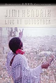 Jimi Hendrix: Live at Woodstock Poster