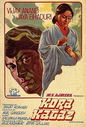 Kora Kagaz movie, song and  lyrics