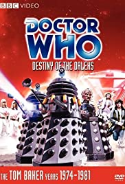 Destiny of the Daleks: Episode One Poster