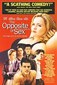 Christina Ricci, Lisa Kudrow, Ivan Sergei, Lyle Lovett, and Johnny Galecki in The Opposite of Sex (1997)