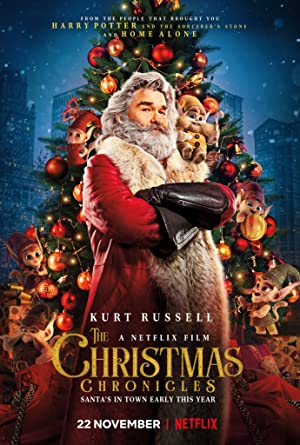 Movie The Christmas Chronicles (2018)