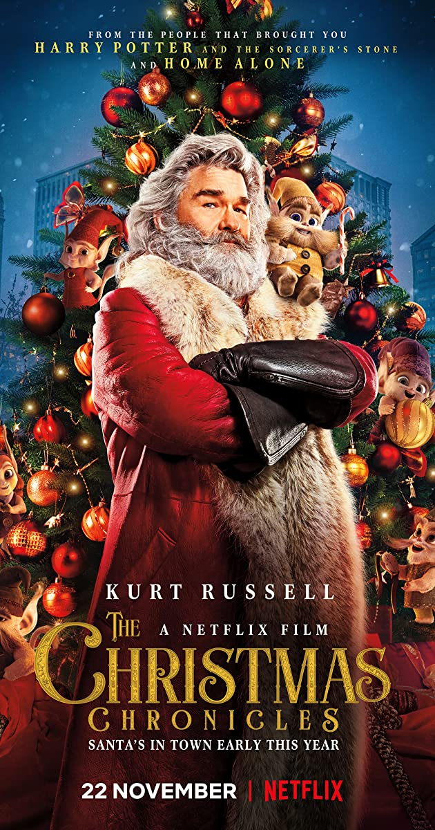 The Christmas Chronicles (2018) - Full Cast & Crew - IMDb