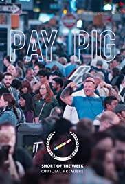 Pay Pig Poster