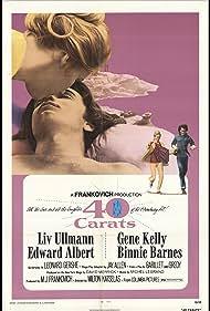 40 Carats (1973) Poster - Movie Forum, Cast, Reviews