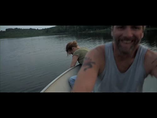 """Francine"" film - lake scene with Melissa Leo"