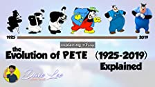 Evolution of Pete (1925-2019)