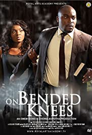 On Bended Knees Poster