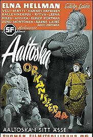 Aaltoska orkaniseeraa Poster