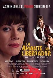 La amante del libertador Poster