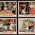 Doris Day, Stephen Boyd, Jimmy Durante, and Martha Raye in Billy Rose's Jumbo (1962)