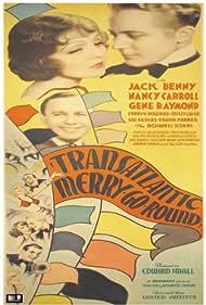Jack Benny, Nancy Carroll, and Gene Raymond in Transatlantic Merry-Go-Round (1934)