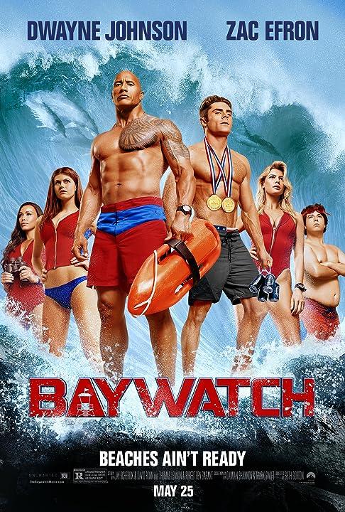 Baywatch 2017 Hindi Dual Audio BluRay 400MB Download
