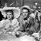 Judy Garland and Tom Drake in Meet Me in St. Louis (1944)