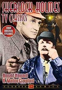 New release movies: Sherlock Holmes: The Case of Harry Crocker by
