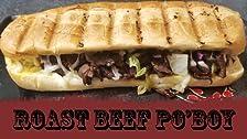 Roast Beef Po'Boy