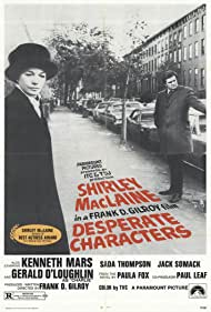 Desperate Characters (1971) Poster - Movie Forum, Cast, Reviews
